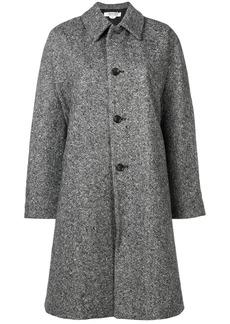 Comme des Garçons single breasted coat