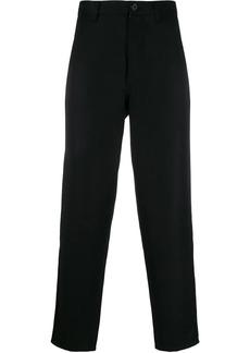 Comme des Garçons slim-fit tailored trousers