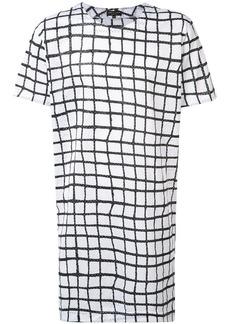 Comme des Garçons square pattern T-shirt