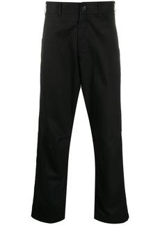 Comme des Garçons straight-leg trousers