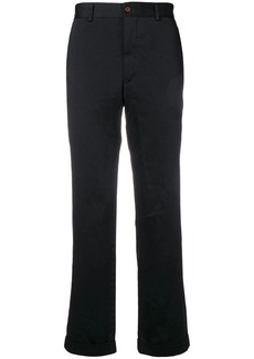 Comme des Garçons straight trousers