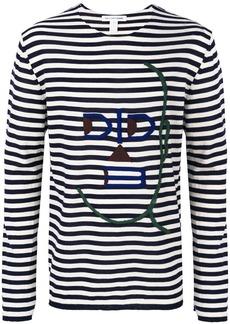 Comme des Garçons striped sweater