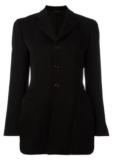Comme des Garçons structured coat