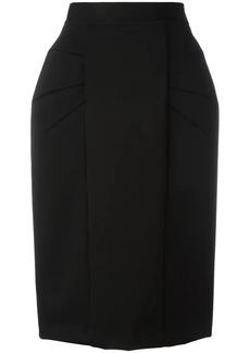 Comme des Garçons structured skirt