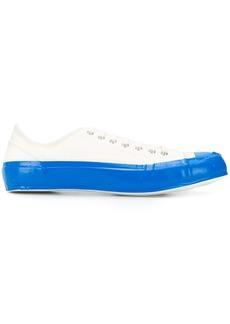 Comme des Garçons two tone low top sneakers