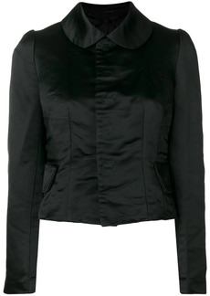 Comme des Garçons Victoriana-style fitted jacket