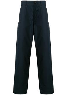 Comme des Garçons wide-leg trousers