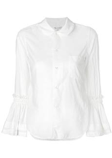 Comme des Garçons wide sleeved shirt