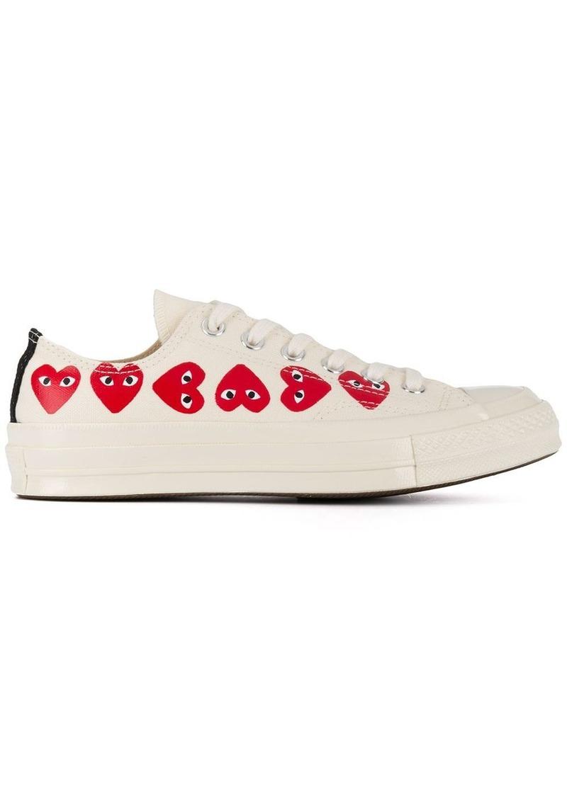 Comme des Garçons x Converse Chuck Taylor sneakers