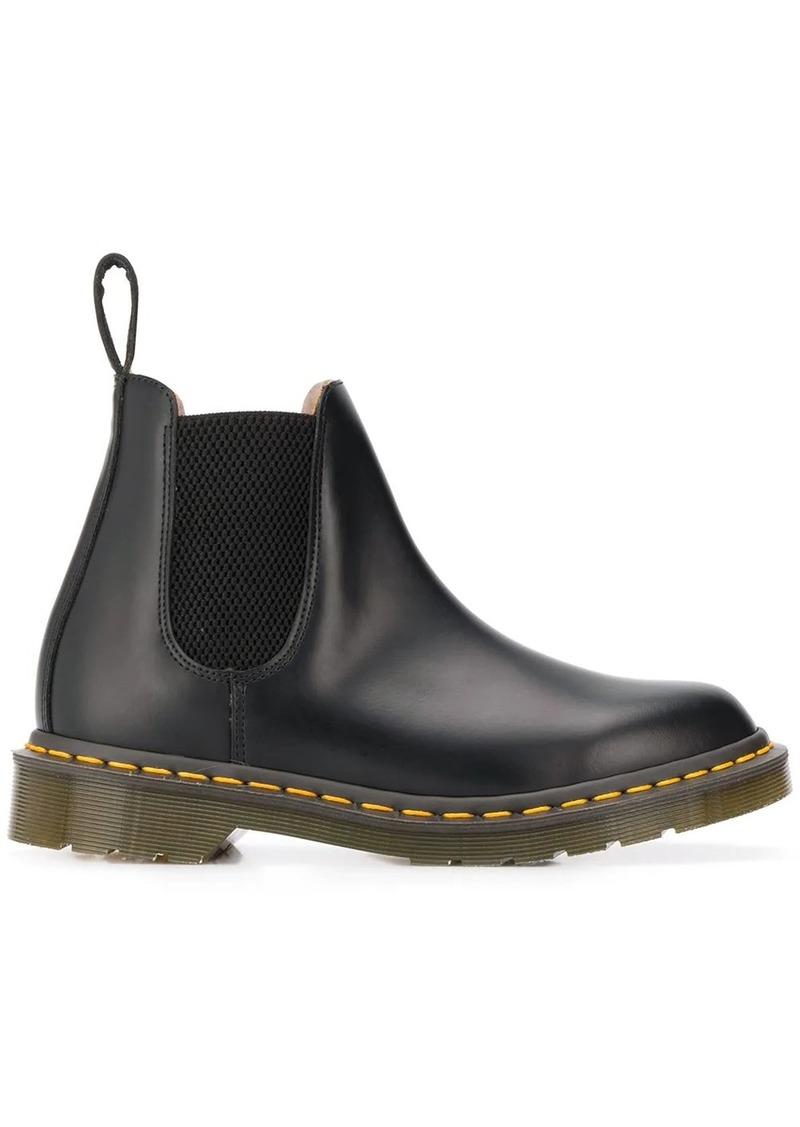 Comme des Garçons x Dr Martens ankle boots