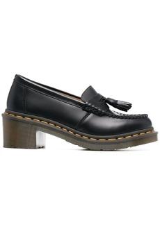 Comme des Garçons x Dr. Martens leather loafers