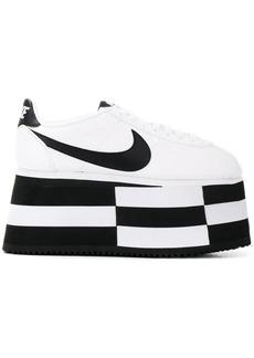 Comme des Garçons x Nike platform sneakers