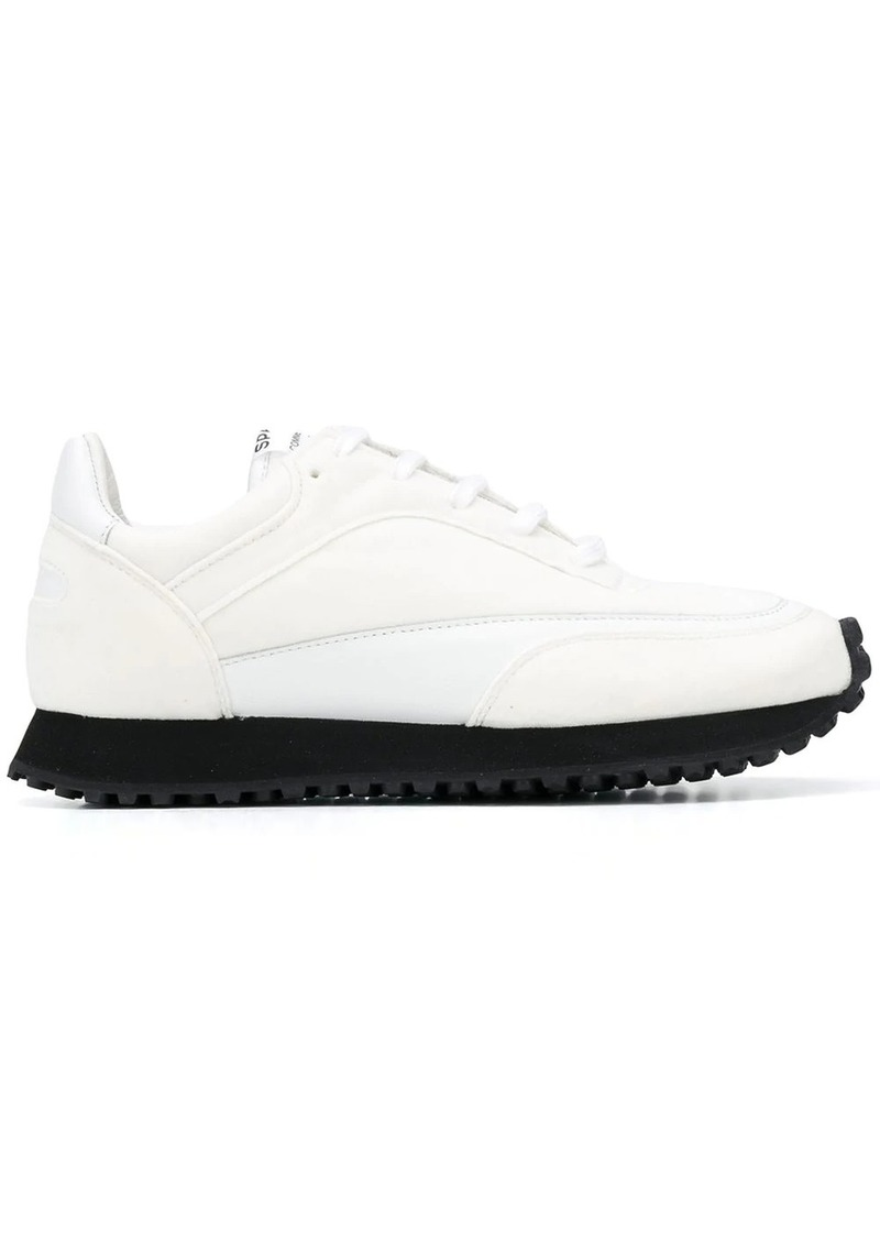 Comme des Garçons x Spalwart low-top sneakers