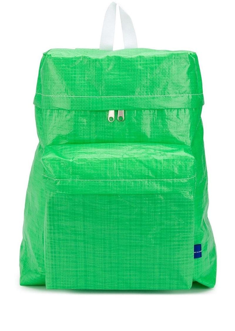 Comme des Garçons zipped backpack