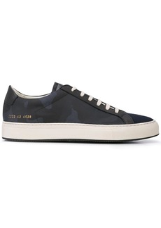 Common Projects camouflage low-top sneakers