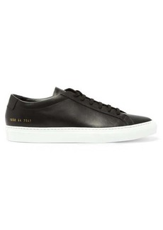 Common Projects Original Achilles lace-up leather trainers