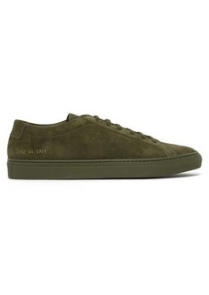 Common Projects Original Achilles suede trainers