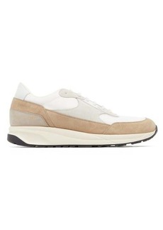 Common Projects Track leather trainers