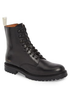 Common Projects Zipper Combat Boot (Men)