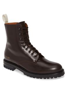 Common Projects Zipper Combat Boot (Men)
