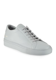 Common Projects Men's Achilles Leather Low-Top