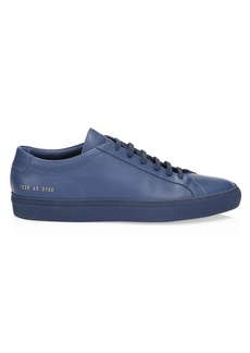 Common Projects Original Achilles Leather Low-Top Sneakers