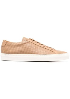 Common Projects perforated-design sneakers