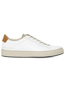 Common Projects Retro Special Edition Leather Sneakers
