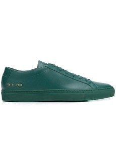 Common Projects side logo sneakers