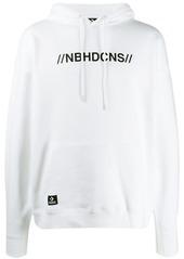 Converse x Neighborhood logo hoodie