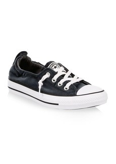 Converse All Star Shoreline Velvet Slip-On Sneakers