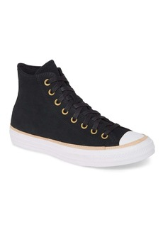 Converse All Star Vachetta Leather Hi Top Sneaker