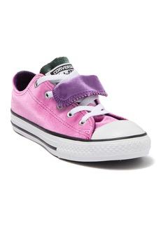 Converse All Star Velvet Double Tongue Sneaker (Toddler, Little Kid & Big Kid)