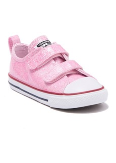 Converse All Star(R) Seasonal Glitter Sneaker (Baby & Toddler)
