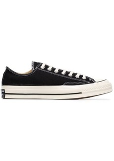 Converse black Chuck 70 low top sneakers