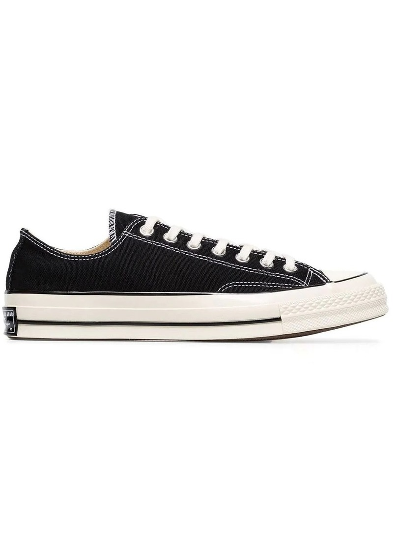 Converse black 70 Ox canvas sneakers