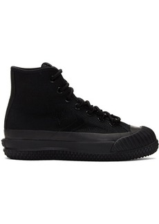 Converse Black Bosey MC High-Top Sneakers
