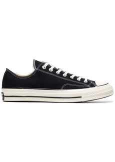 Converse black Chuck Taylor All Stars 70 cotton low-top sneakers