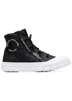 Converse black Chuck Taylor MC18 high top sneakers