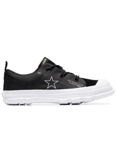 Converse black One Star MC18 sneakers