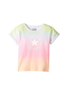 Converse Boxy Crop Tee (Big Kids)