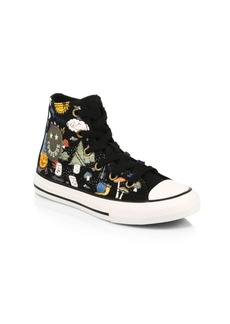 Boy's Camp Converse Hi-Top Chuck Taylor Sneakers