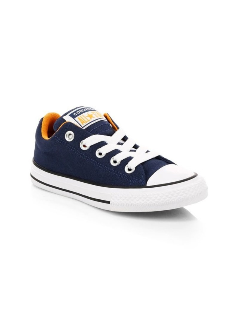 Converse Boy's Chuck Taylor All Star Street Slip Sneakers