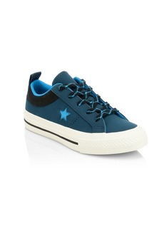 Converse Boy's One Star Suede Sneakers
