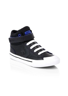 Converse Boy's Pro Blaze Leather High-Top Sneakers