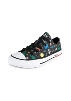 Converse Boy's Video Game Chuck Taylor Low-Top Sneakers