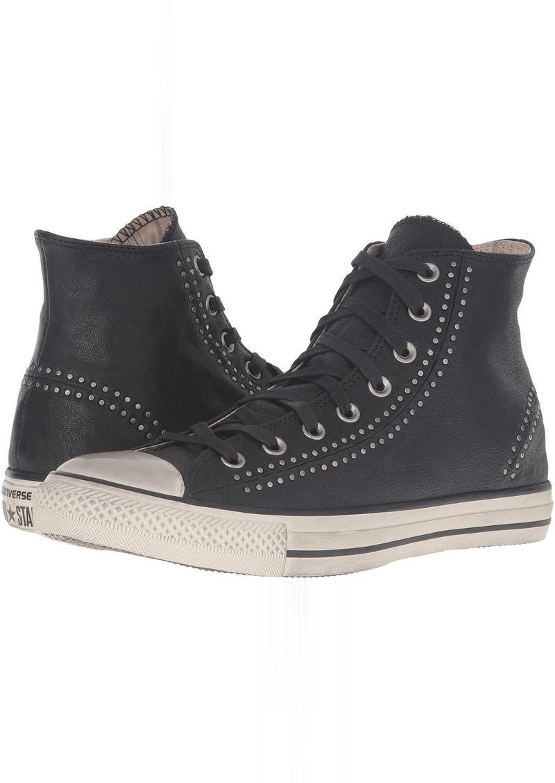 f946c18aba4d ... promo code chuck taylor all star split seam white painted seams hi.  converse by john