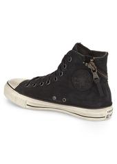 Converse by John Varvatos Chuck Taylor® All Star® 'Tornado Zip' High Top Sneaker (Men)