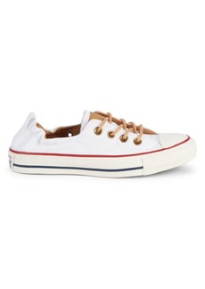 Converse Canvas Lace-Up Sneakers