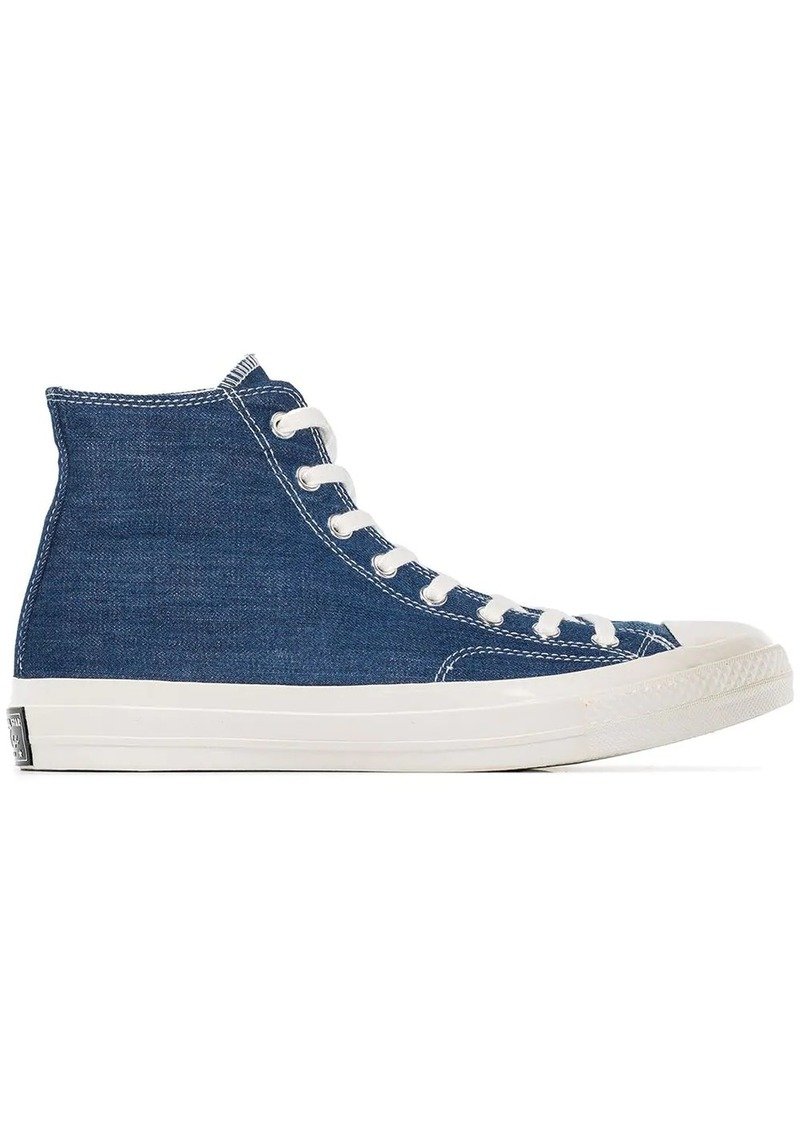 Converse Chuck 70 denim high-top sneakers